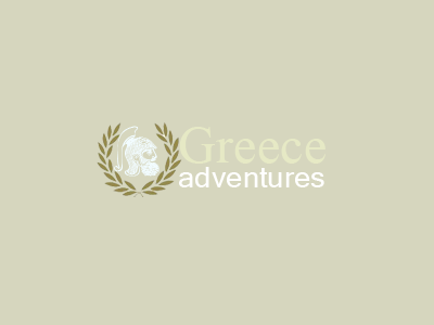 Logo, Greece Adventures project by Serbian Adventures, Visit Serbia, Visit Greece